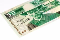 Billet de banque de devise de l'Afrique Photos libres de droits