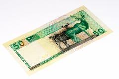 Billet de banque de devise de l'Afrique Photo libre de droits