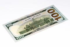 Billet de banque de devise des Etats-Unis Photographie stock libre de droits