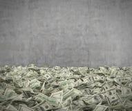 Billet de banque du dollar Image libre de droits