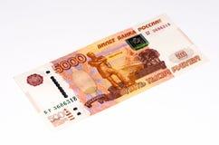 Billet de banque européen de currancy Photographie stock libre de droits