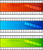 Billet de cinéma Photographie stock