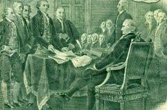 Billete de banco 2 dólares Imagen de archivo