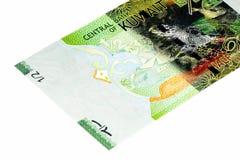 Billete de banco de Currancy de Asia Imágenes de archivo libres de regalías