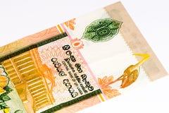 Billete de banco de Currancy de Asia Imagen de archivo