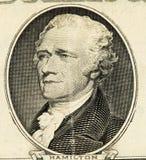 Billete de banco de la moneda de los E.E.U.U. Fotos de archivo