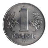 Billete de banco de RDA Imagen de archivo libre de regalías