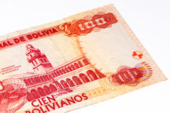 Billete de banco del currancy de Suramérica Fotos de archivo libres de regalías