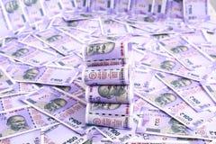 billete de banco la India de 100 rupias