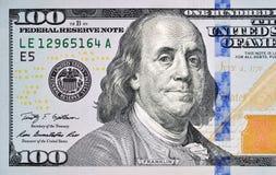 Billete de dólar fotografía de archivo