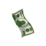 Billete del dinero Fotografía de archivo libre de regalías