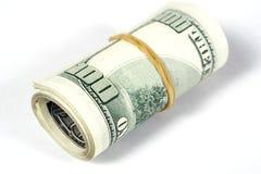 Billets d'un dollar Image stock