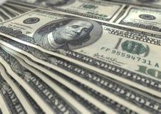 Billets d'un dollar photographie stock