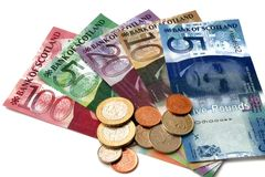 Billets de banque écossais