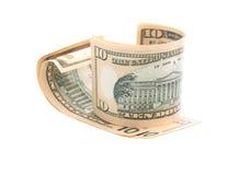 Billets de banque des Etats-Unis Photos stock