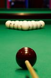 billiard Arkivbilder