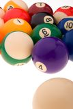 Billiard Stockbilder