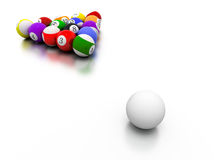 Free Billiard Royalty Free Stock Photography - 16353257