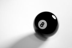 Billiard Ball Royalty Free Stock Images