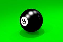 Billiard ball Stock Photos
