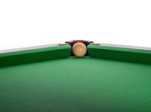 Billiard ball Stock Photo