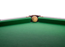 Billiard ball Stock Image