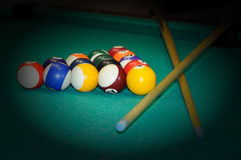 Billiard. Stock Image
