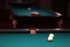 Billiard balls Stock Photography