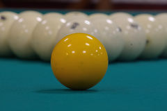 Billiard cue Stock Photography