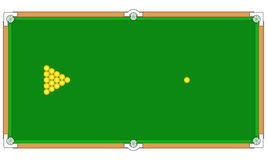 Billiard Stock Photos