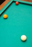 Billiard-Kugeln Lizenzfreie Stockfotos