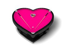 Billiard love Royalty Free Stock Images