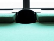 Billiard pool Stock Images