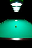 Billiard room Stock Photography