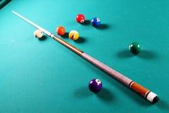 Billiard table. Stock Image