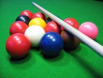 Billiard table royalty free stock photos