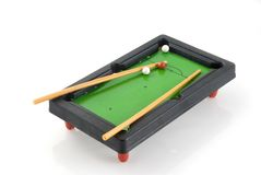 Billiard-table Royalty Free Stock Photography