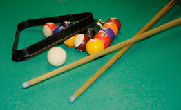 Billiard. Stock Photography