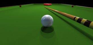 Billiard Royalty Free Stock Image