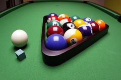 Billiard Time! Royalty Free Stock Images