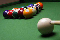 Billiard Time! Stock Photos