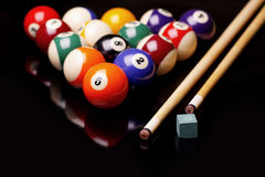 Billiard Time! royalty free stock photos