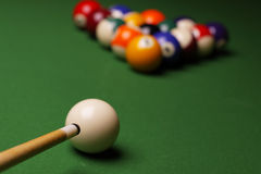 Billiard Time! Stock Image