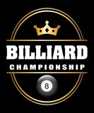 Billiard tournament Stock Photos