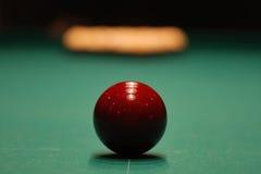 Billiardboll Arkivbild
