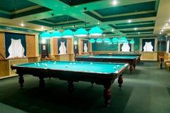 billiards Zdjęcie Royalty Free