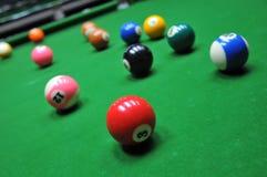 Billiards royalty free stock image