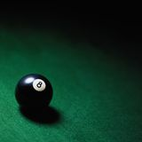 Billiards Royalty Free Stock Photography