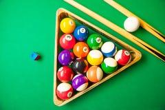 Billiards. Zdjęcia Stock