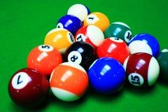 billiards Zdjęcie Stock